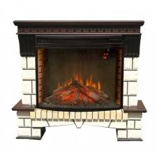 Электрокамин Stone New 33 AO с FireSpace 33 S IR